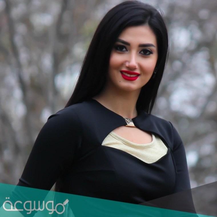 من هي زوجة حسام الرسام شهد حسن