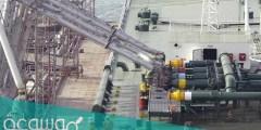 اول ميناء بترولي في السعودية