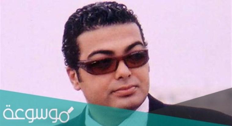 سبب وفاة والد الفنان احمد منير