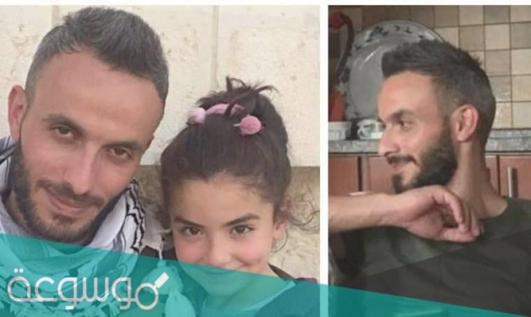 من هو الشاب الفلسطيني فادي وشحه السيرة الذاتية