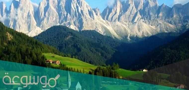 سلسلة جبال بين فرنسا و اسبانيا