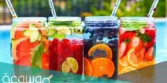 مشروبات لإزالة سموم الجسم والتخلص من الكسل والخمول