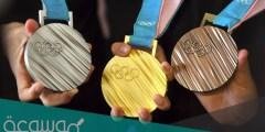 كم عدد الميداليات الاولمبية لمصر