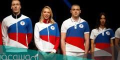 لماذا روسيا تحت العلم الاولمبي