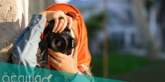 موضوع تعبير عن الكاميرا بالانجليزي