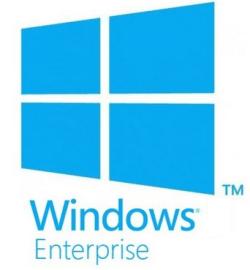 Windows 10 Enterprise Logo
