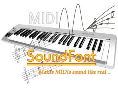 วิธีตั้งค่า SoundFont eXtreme Karaoke ให้เสียงดี SoundFont ดนตรีสด ใช้แล้วเสียงเพราะ ฟรี