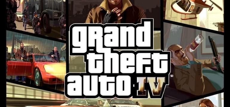 โหลด GTA IV PC [Full] ไฟล์เดียวเล่นได้ 100% | v1.08 ใหม่! 2018