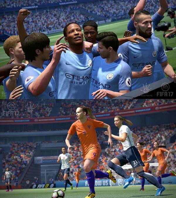 โหลด FIFA 17 PC [Full] ตัวเต็มไฟล์เดียว | เล่นได้100% ใหม่!2018