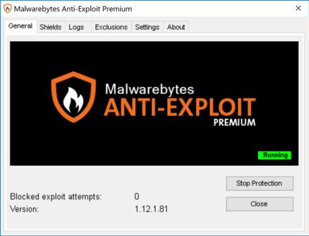 โหลด Anti-Exploit Premium 1.12.1.81 [Full] โปรแกรมป้องกันมัลแวร์