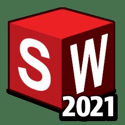 SolidWorks 2021 Icon