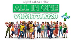 The Sims 4 Digital Deluxe | Mod ไทย | All DLC's ทุกภาค!(5/2019)