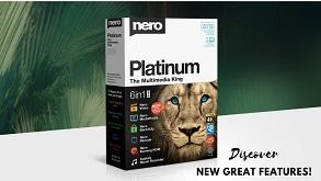 โหลด Nero Platinum 2019 [Full] เมนูไทย ถาวรฟรี พร้อมวิธีติดตั้ง