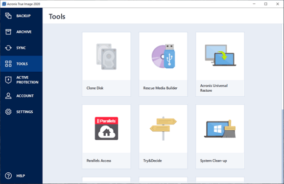 Acronis True Image 2020 [Full] + ไฟล์บูต ISO แบ็คอัพข้อมูล ติดตั้งง่าย!