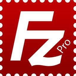 FileZilla Pro Icon