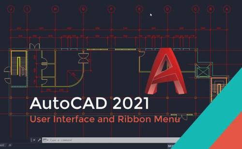 Autodesk AutoCAD 2021 Logo