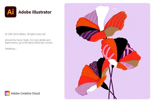 Adobe Illustrator 2020 v24.3.0 [Full] ถาวร ติดตั้งง่าย ใช้งานได้100%