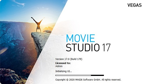 VEGAS Movie Studio 17 Logo