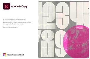 Adobe InCopy 2020 v15.1.3 (Full) ฟรีถาวร ตรวจสอบพิสูจน์อักษร