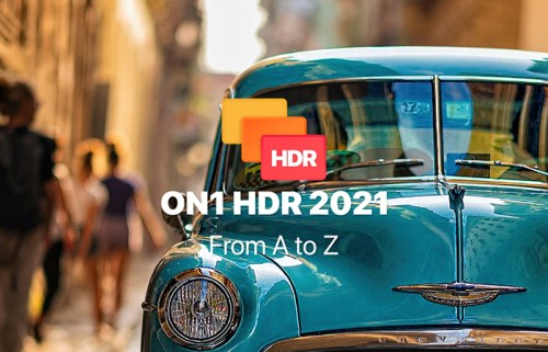 ON1 HDR 2021 Logo