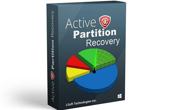 Active Partition Recovery Logo