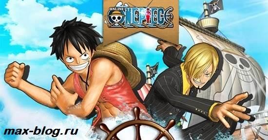 Игра-One-Piece-Обзор-и-прохождение-игры-One-Piece-1
