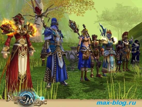 Игра-Runes-of-Magic-Обзор-и-прохождение-игры-Runes-of-Magic-5