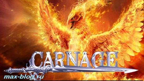 Игра-Carnage-Обзор-и-прохождение-игры-Carnage-2