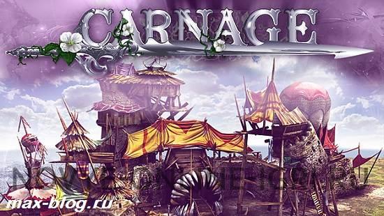 Игра-Carnage-Обзор-и-прохождение-игры-Carnage-5
