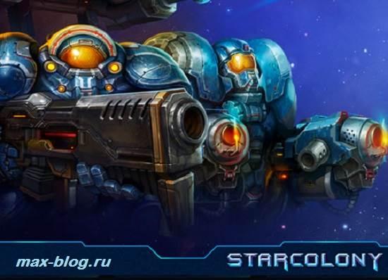 Игра-Starcolony-Обзор-и-прохождение-игры-Starcolony-5
