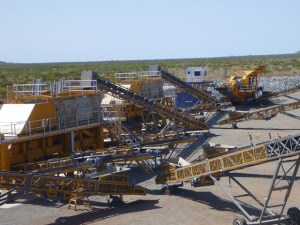 WA BLUEMETAL KARRATHA