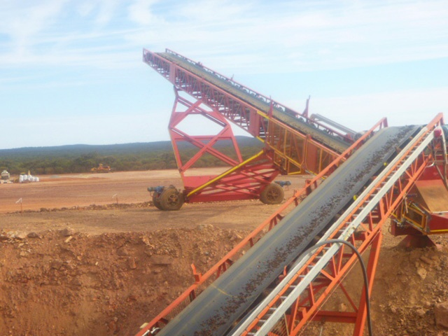 MXP1 500TPH Iron Ore MAX Plant MXP1
