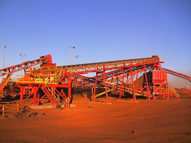 MXP2 Iron ore MAX Plant mining project Australia 4
