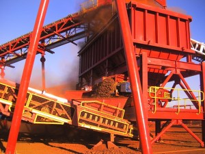 MXP2 Iron ore MAX Plant mining project Australia 2