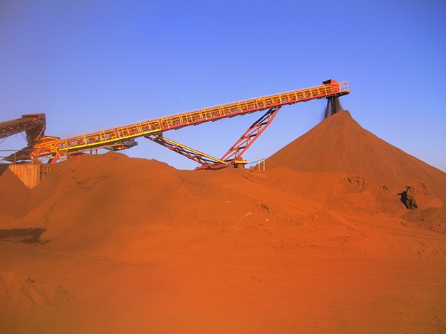MXP2 Iron ore MAX Plant mining project Australia 1