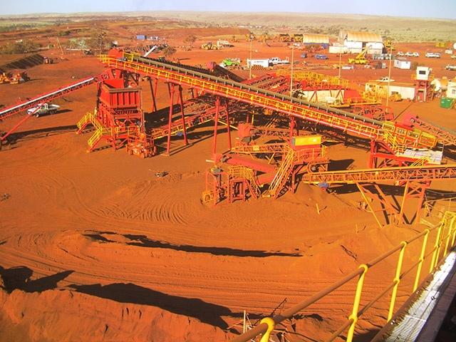MXP2 - Iron Ore MAX Plant Australian Mining
