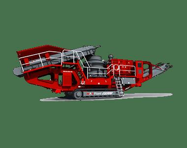 CQ300 Rental Mobile Cone Crusher