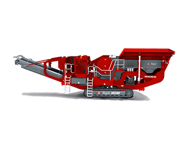JM1180 Rental Mobile Crusher