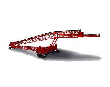 MAX-EH 40 Telescopic conveyor