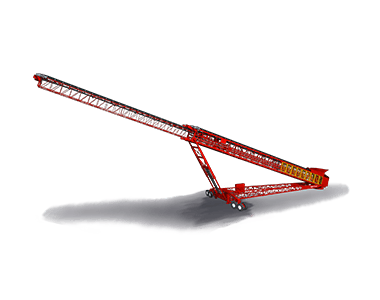 MAX-E 50 Telescopic conveyor