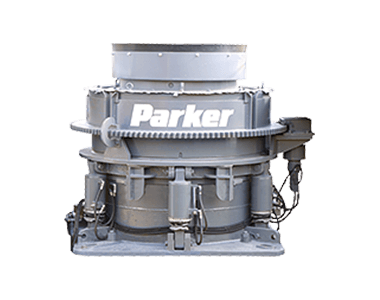 parker cone crusher