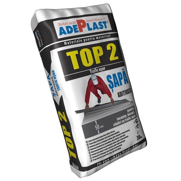 Sapa Adeplast Top 2, pentru interior si exterior, 30 kg