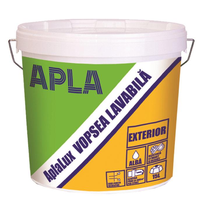 AplaLux vopsea lavabila exterior 15l