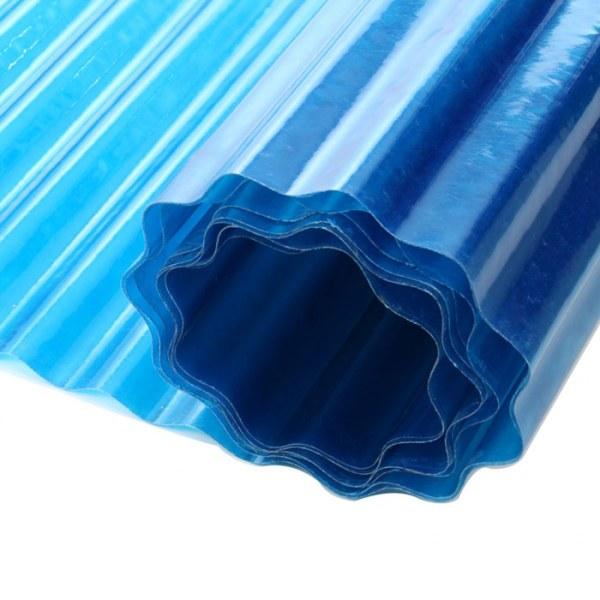 Rola albastra ondulata