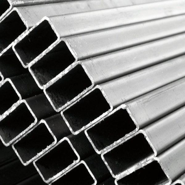 Teava rectangulara aluminiu