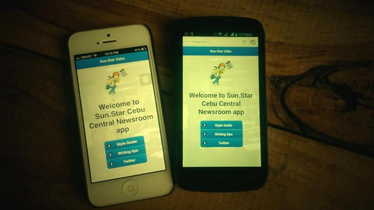 Sun.Star Cebu mobile app