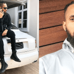 Phyno Shows Off His New Rolls Royce Phantom Ride