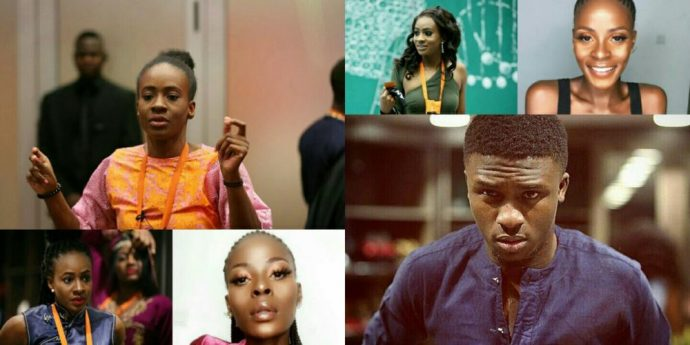 #BBNaija: Khloe, Anto & Lolu Evicted From The House