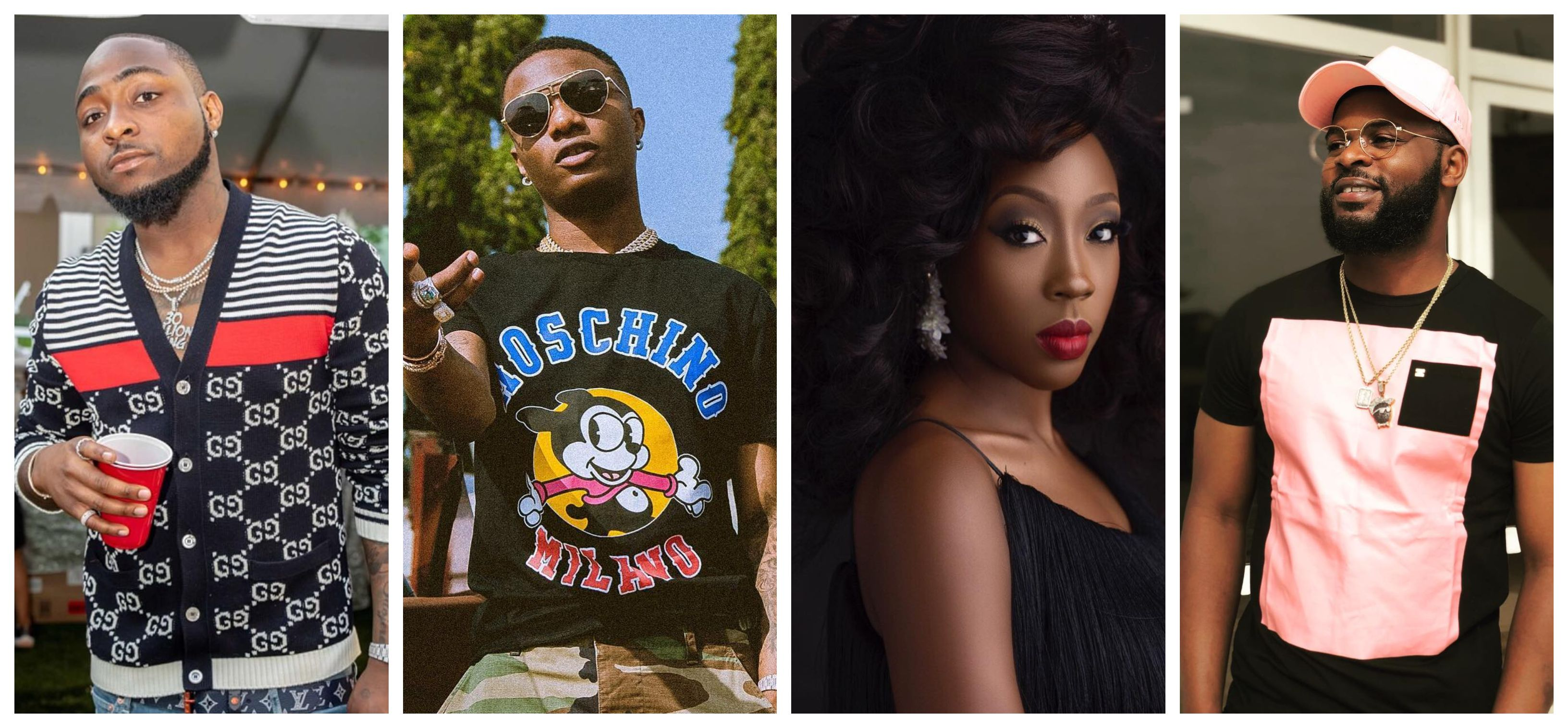 Top Nigerian Celebrities Make 2018 Forbes Africa Under 30 List