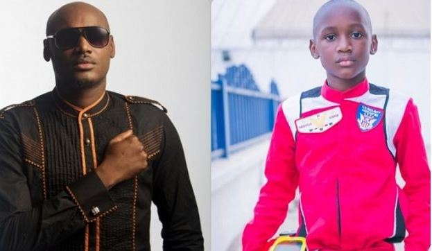 Nino Idibia Celebrates His Dad, 2Baba As He Clocks 43